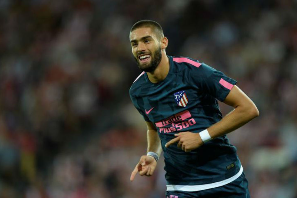 Forgotten Man Yannick Carrasco Could Be Arsenal First Summer Signing