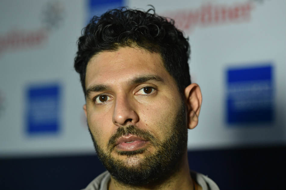 Yuvraj Singh announces retirement from international cricket after a 19 year career