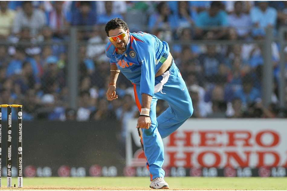 Yuvraj Singh announced retirement from cricket