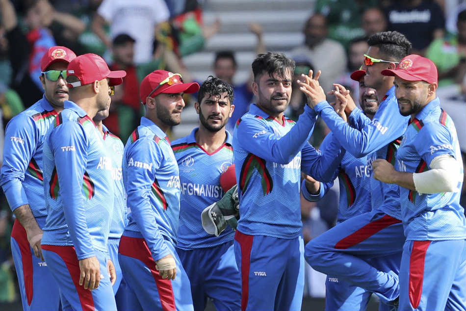 Afghanistan To Play Full Home Series In India Against West Indies In November