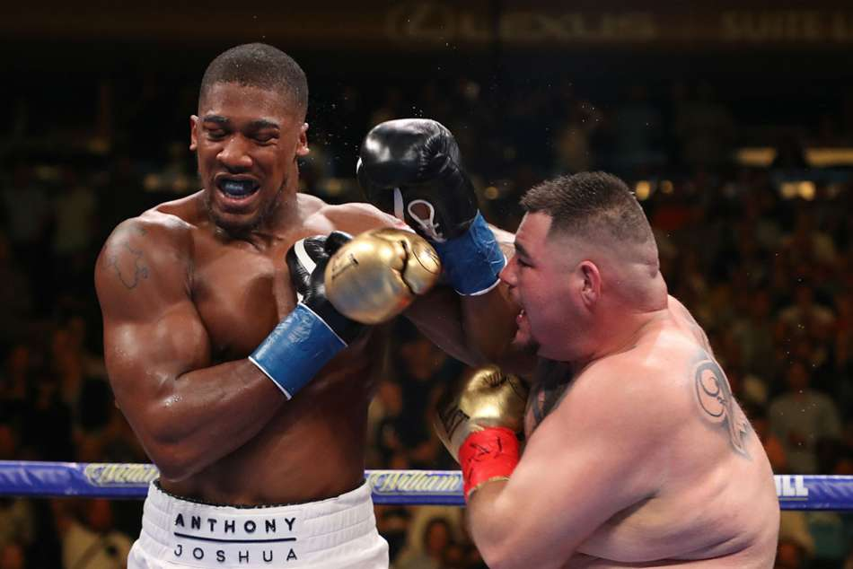 Anthony Joshua One Million Per Cent Andy Ruiz Jr Rematch Eddie Hearn