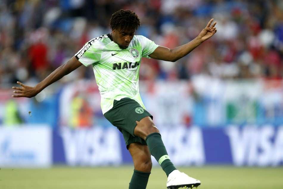 Afcon Report Nigeria 3 Cameroon 2 Alex Iwobi Secures Comeback Win