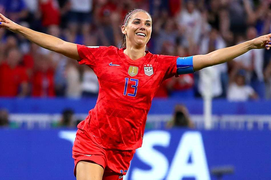 England 1 Usa 2 Womens World Cup Semi Final
