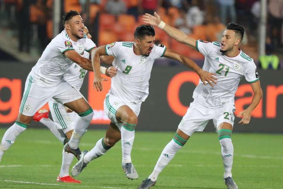 Belmadi hails 'extraordinary, historic' Algeria victory