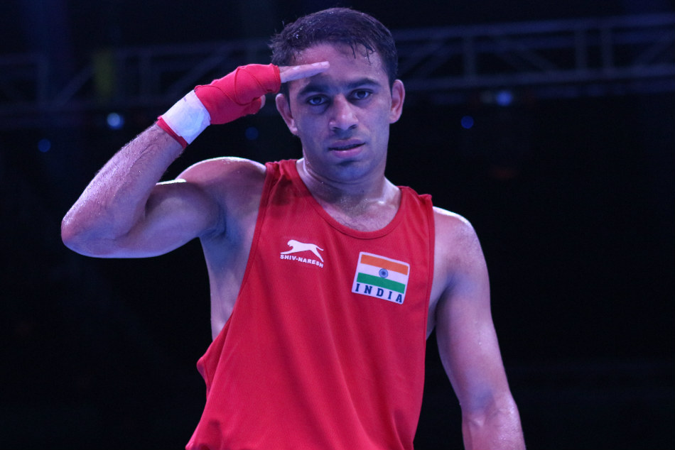 Bfi Announces Squad For Aiba Men S World Championships