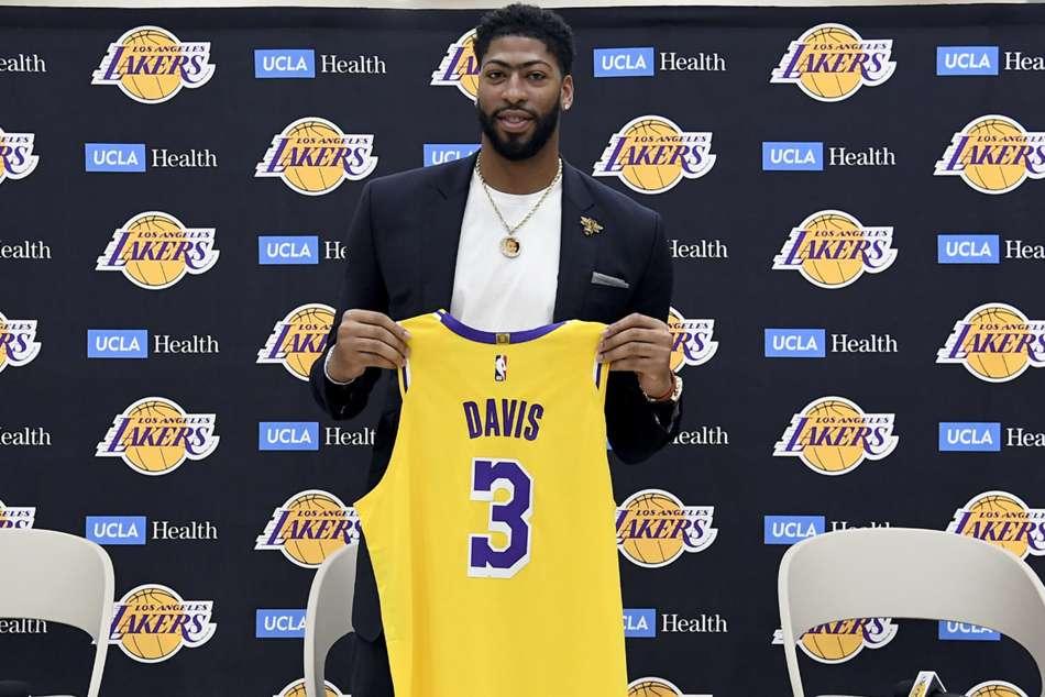 Anthony Davis Nba Future Los Angeles Lakers