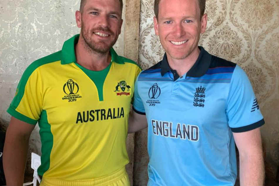 England face Australia in the second semifinal of the ICC WC 2019