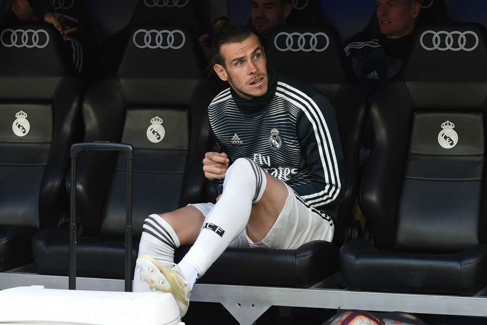 Gareth Bale has been deemed surplus to requirements by Real Madrid coach Zinedine Zidane