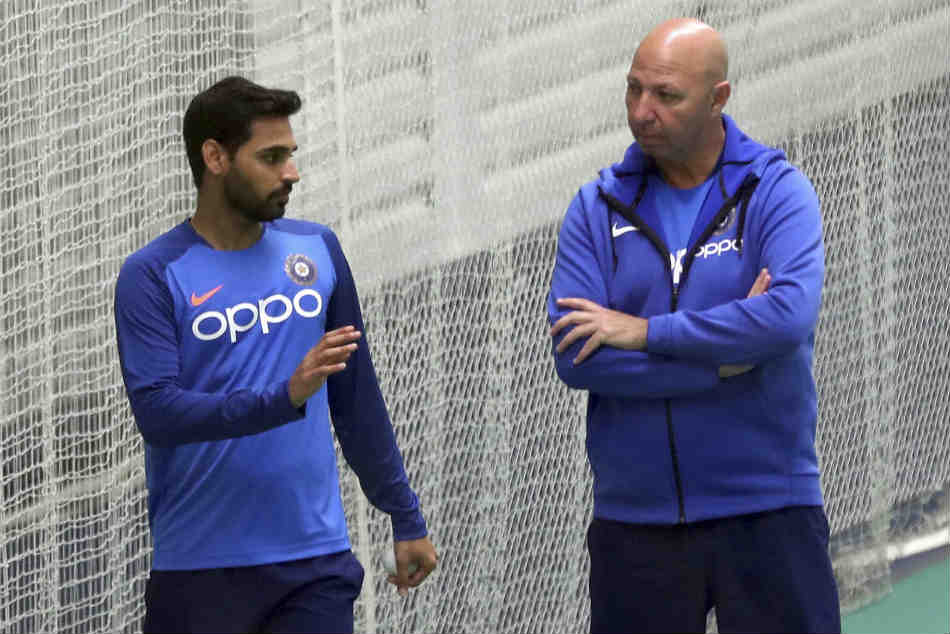 Fit Again Bhuvneshwar Kumar Jadeja In Contention For Place In Playing Xi Bangar Icc World Cup