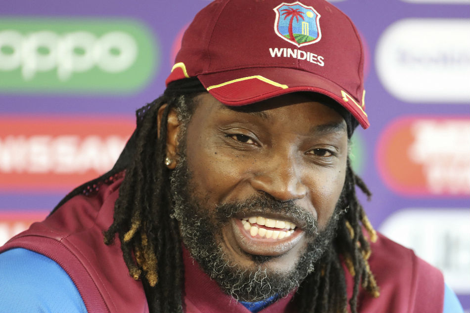 Gayle Disappointed After Windies Fail To Reach World Cup Semi Finals