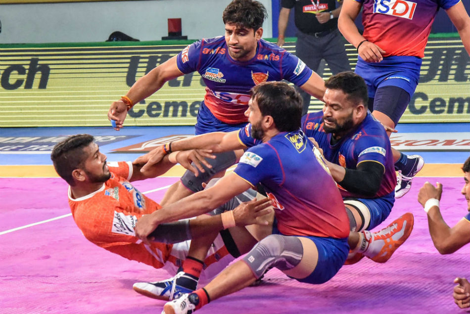 Pro Kabaddi League 2019: Match 8: Telugu Titans Vs Dabang Delhi: Dream 11 Prediction, Fantasy Tips