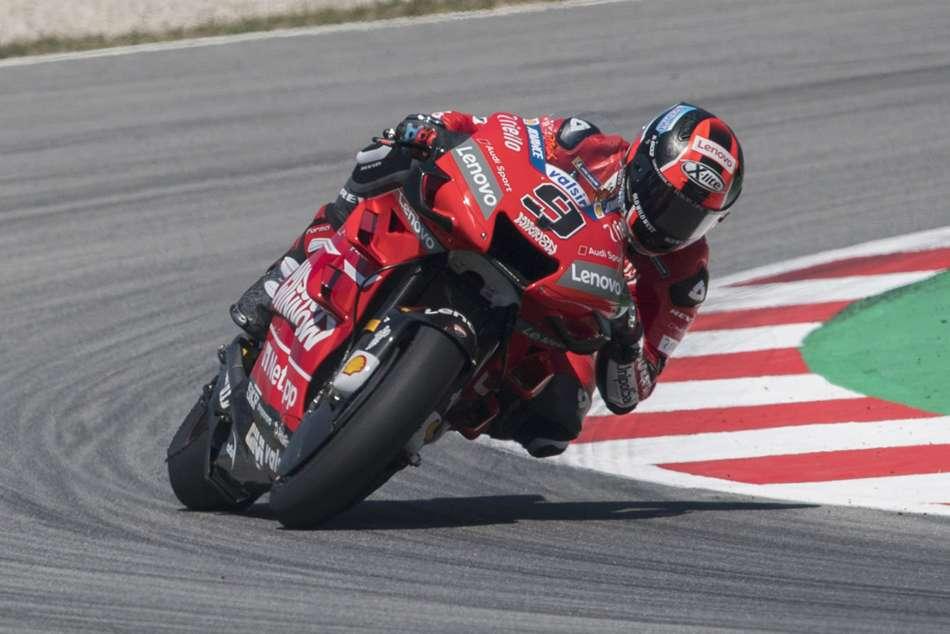 Motogp Raceweek Danilo Petrucci Signs New Ducati Deal