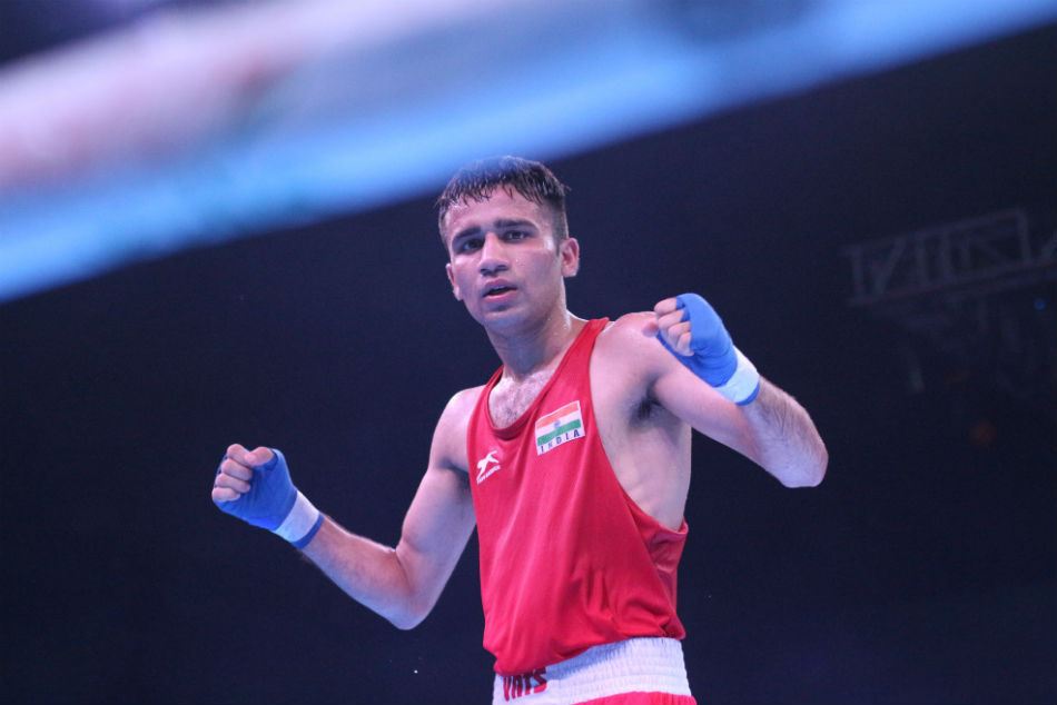 Thailand Open International Boxing: Deepak, Manisha, Ashish Kumar win as 7 Indian boxers reach quarterfinals