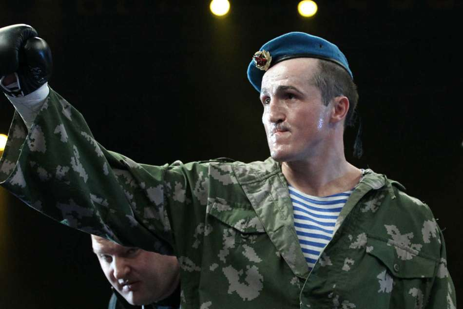 Denis Lebedev Former World Cruiserweight Champion Retires