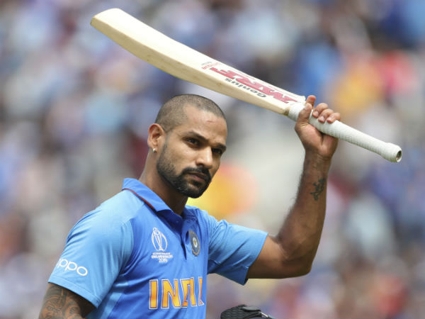 4. Dhawan, Shaw unlikely