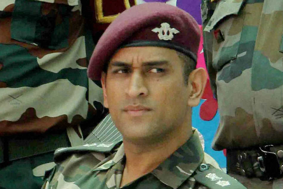 Dhoni opts out of West Indies tour; to serve territorial army for two months