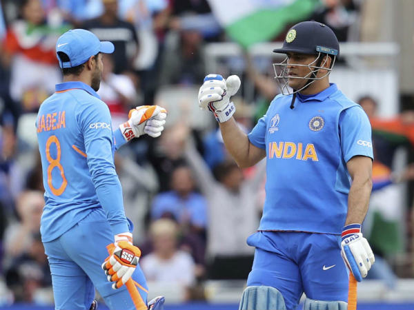 1. Why Dhoni came at No 7 in the semis