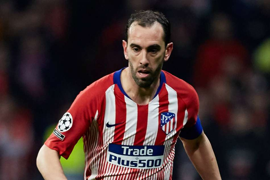 Uruguay defender Diego Godin joins Inter on three-year deal