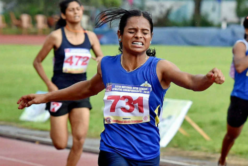 My target is to qualify for World Championships and then Tokyo Olympics: Dutee Chand