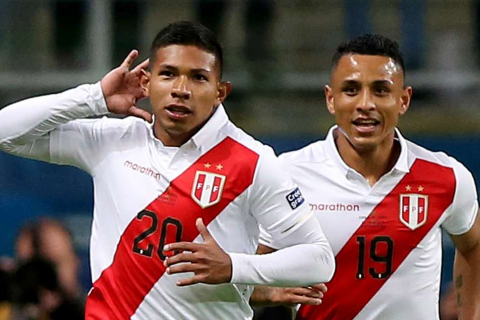 Chile 0 Peru 3 Copa America Match Report
