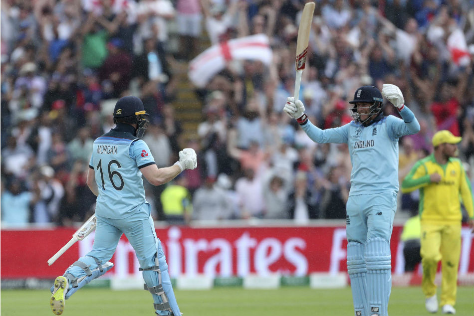 ICC WC 2019: England vs Australia: Semifinal 2: Jason Roy, bowlers guide dominant England to WC final