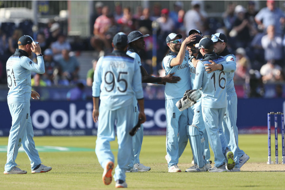 ICC WC 2019: England beat New Zealand via Super Over in dramatic final to lift maiden title - As it happened