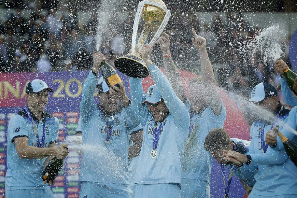 ICC World Cup 2019: England crowned Champions in an epic final: This is how world reacted