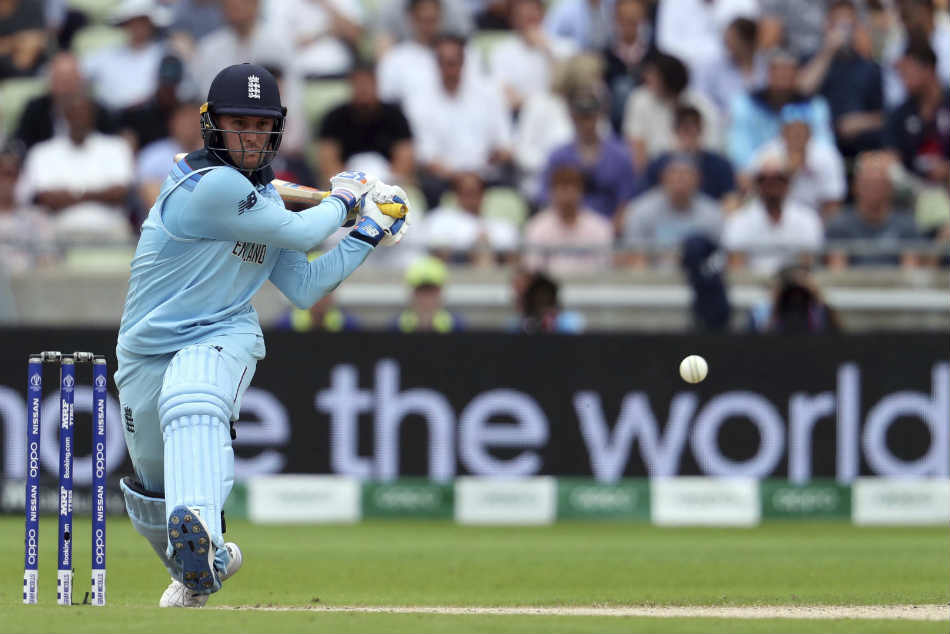 Icc Wc 2019 Final The Baz Hand In England S One Day Jazz