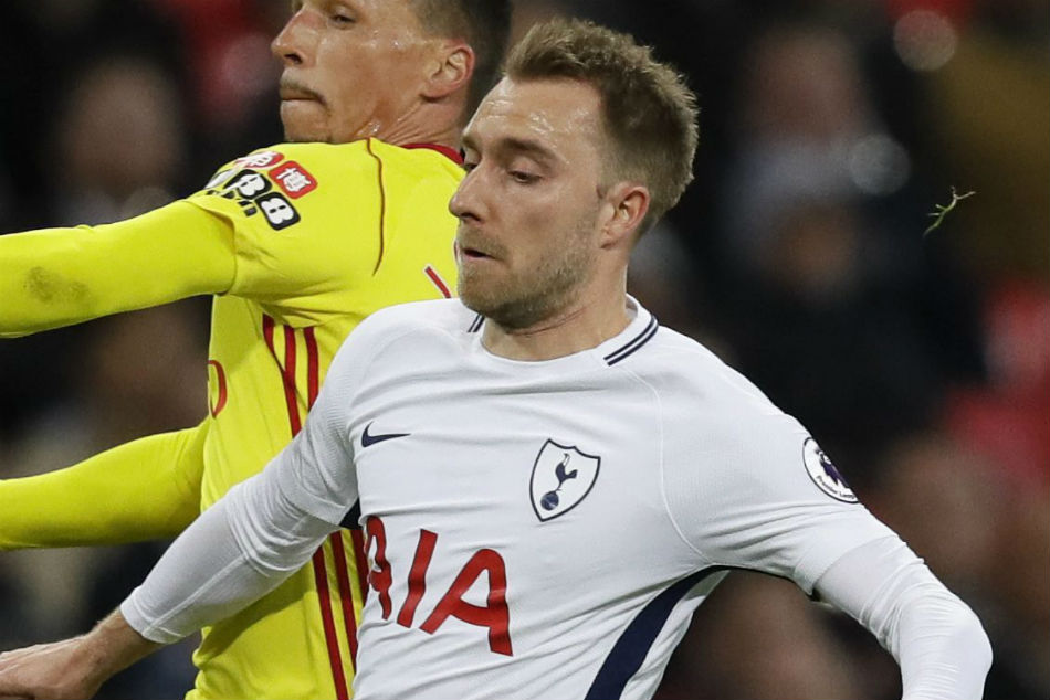 Atletico Madrid Want Spurs Playmaker