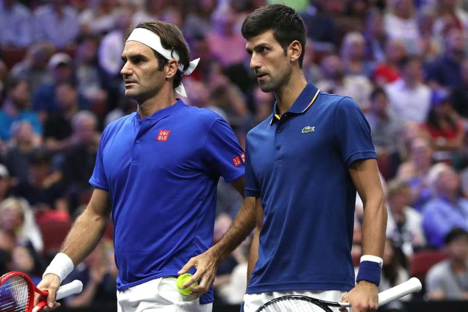 Roger Federer Novak Djokovic Wimbledon Final Preview