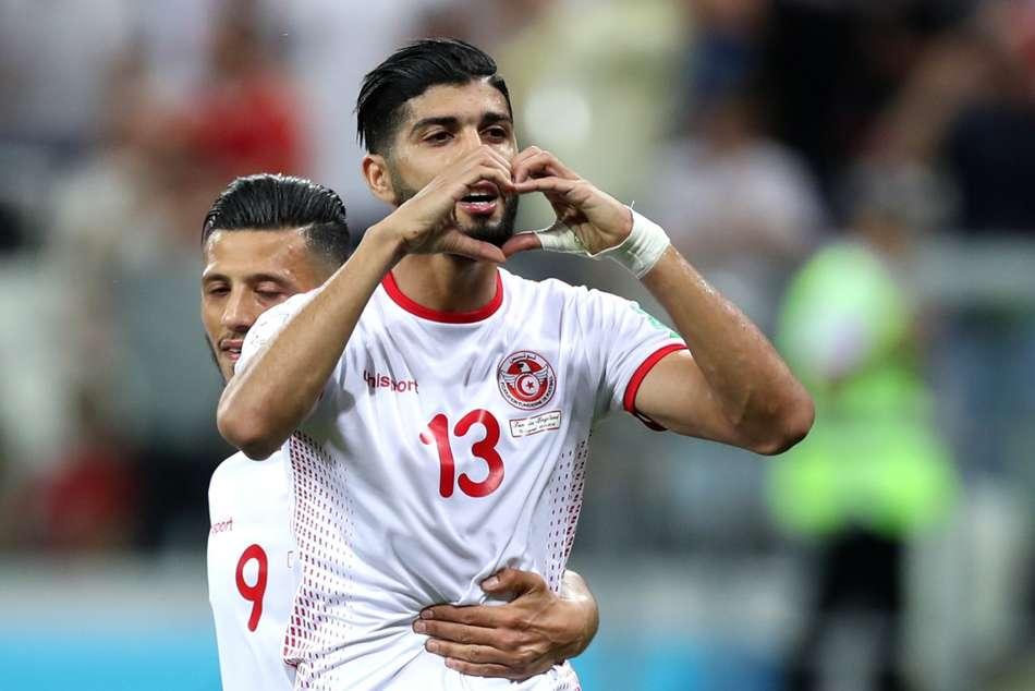Africa Cup Nations Madagascar Tunisia Report Sassi Msakni Sliti Goals