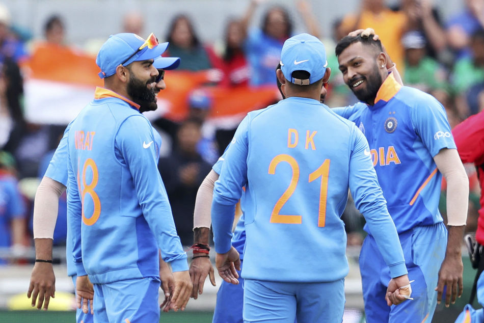 Icc World Cup 2019 India Vs New Zealand Semi Final Revised Dls Target For India