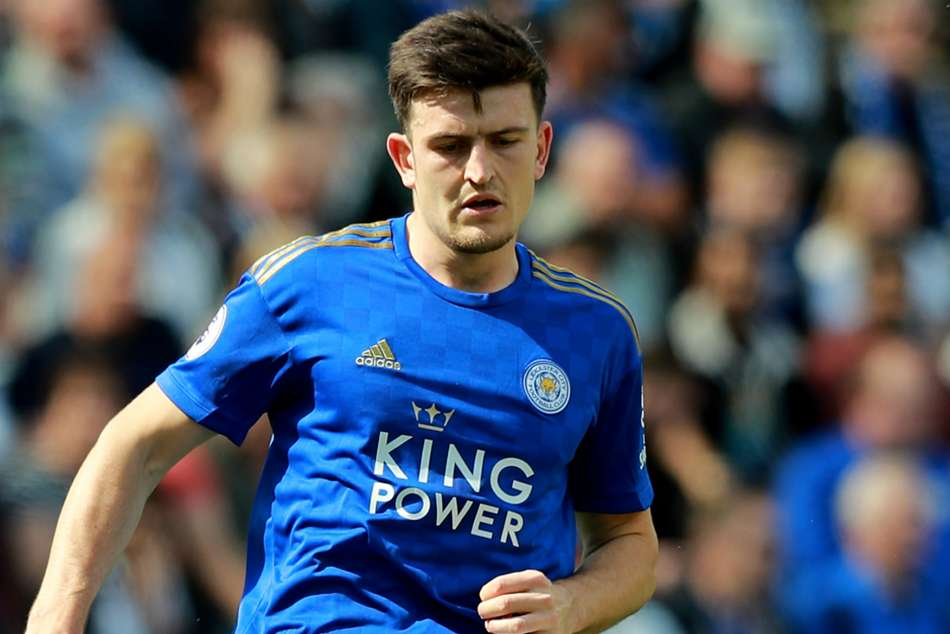 Rumour Has It Manchester United World Record Harry Maguire Leicester City