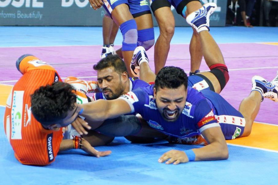 Pro Kabaddi League 2019: Haryana Steelers defeat Puneri Paltan as Anup Kumar's coaching debut begins with a loss