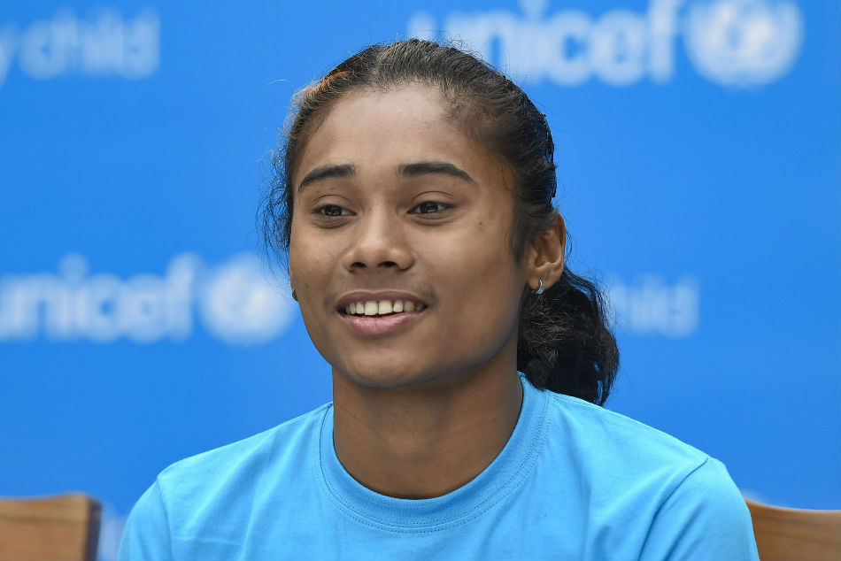 Hima Das nearing her best: High Performance Director