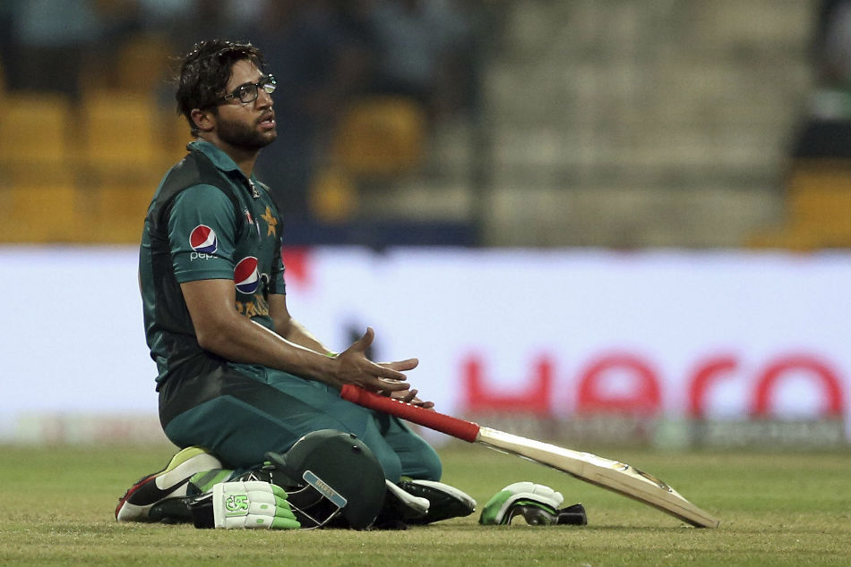 Imam ul Haq found himself in trouble when a few women posted screen shots of his objectionable whatsapp conversations