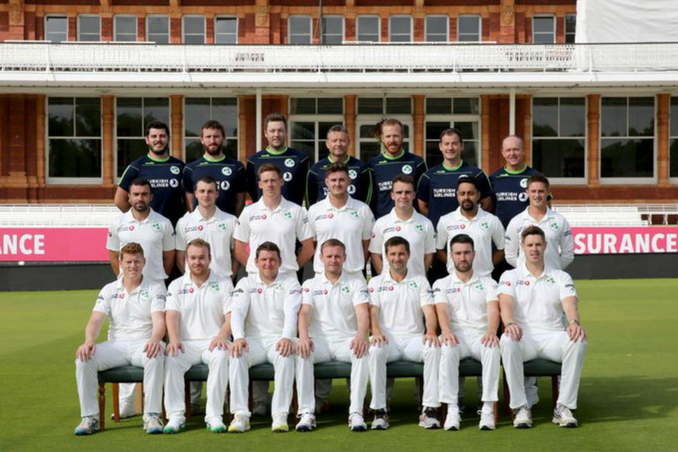 Ireland set for landmark Lord's Test against England