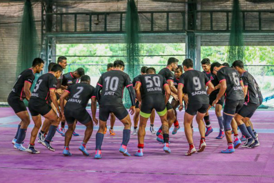 PKL 2019: Jaipur Pink Panthers start campaign against confident U Mumba