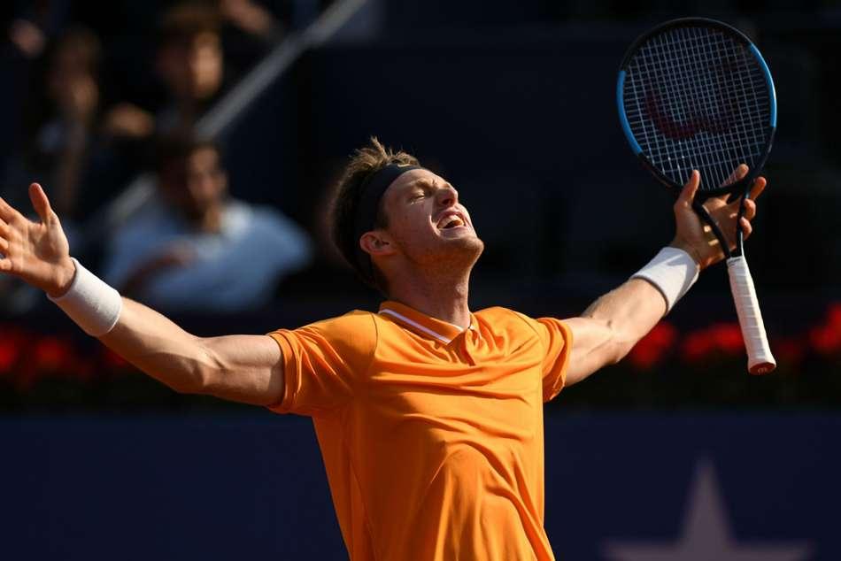 Jarry Londero Swedish Open Final Balazs Djere Croatia Open
