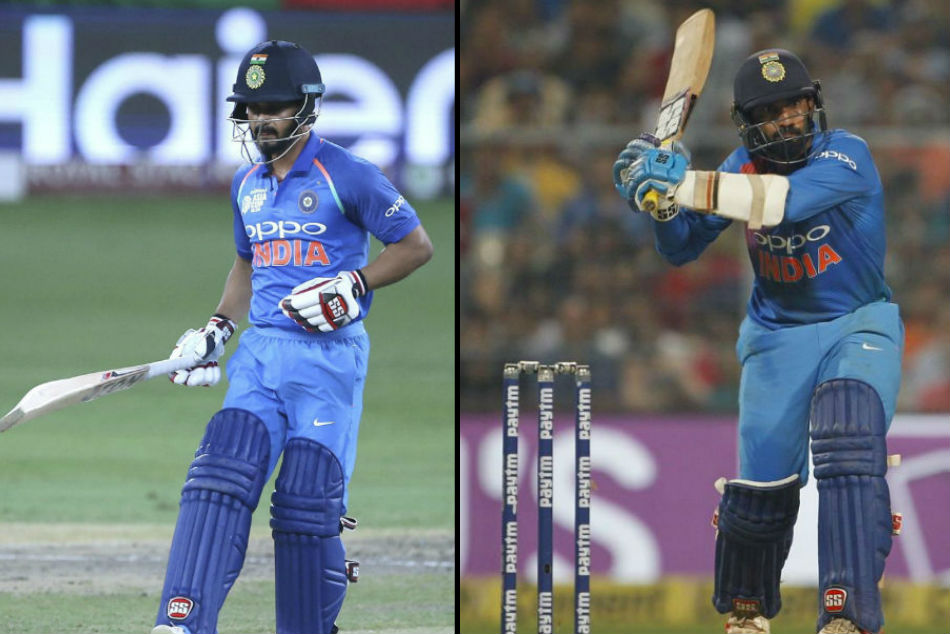 ICC WC 2019 fall out: End of road for Kedar, Karthik as Team Indias middle-order overhaul on the cards