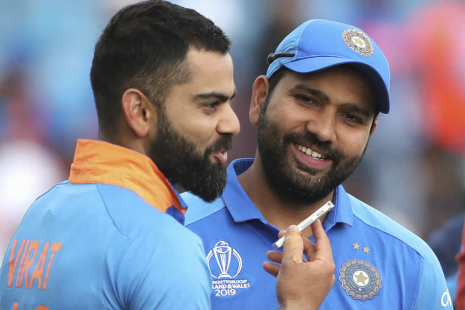 Virat Kohli happy to leave the main role to Rohit Sharma
