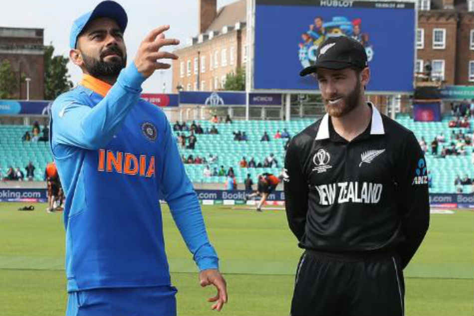 Icc World Cup 2019 India Vs New Zealand Kohli And Kane S World Cup Reunion