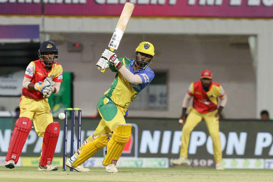 Abhinav Mukund powered Kovai Kings to win