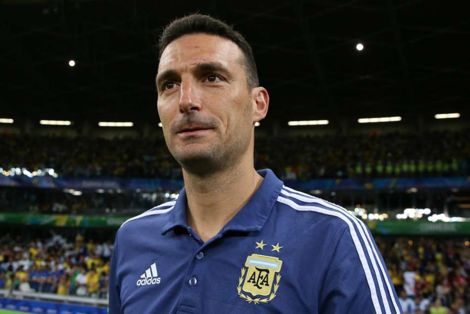 Argentina V Chile Lionel Scaloni Defends His Reign Ahead Of Copa America Play Off Third Place