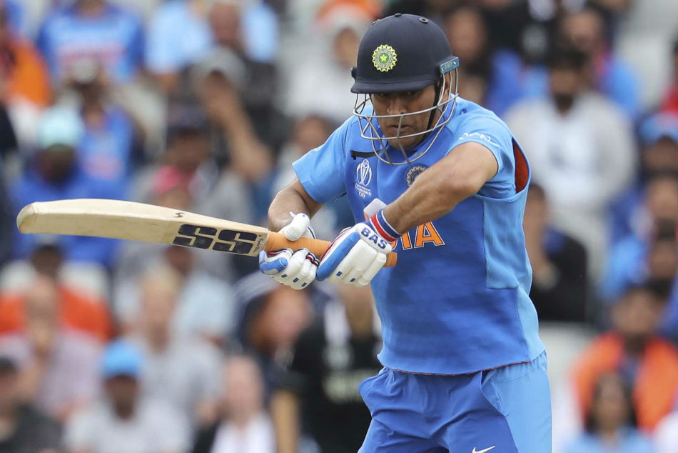 Icc World Cup 2019 India Vs New Zealand Did Dhoni Lose His Wicket To An Umpiring Error