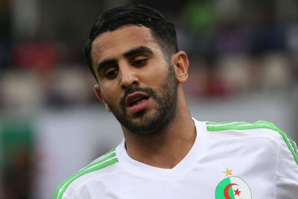 Algeria 2 Nigeria 1 Riyad Mahrez Magic Books Final Against Senegal