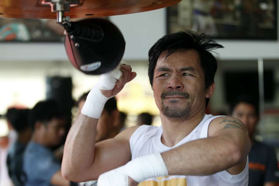 Amir Khan Agreement Denied Manny Pacquiao News To Us