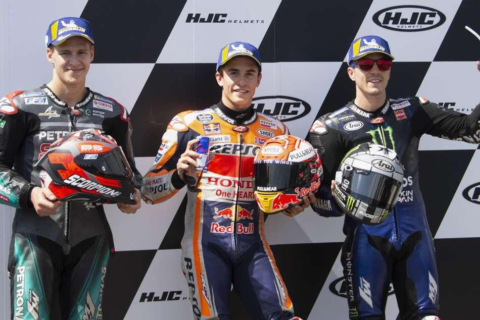 Marc Marquez Motgp Sachsenring