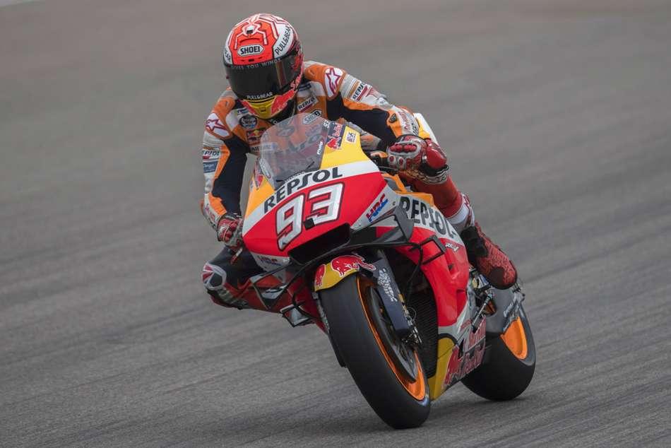 Motogp Raceweek Marvellous Marquez Makes It Perfect 10 At The Sachsenring