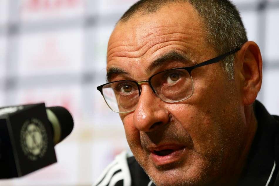 Maurizio Sarri Juventus Signings Transfer News Serie A